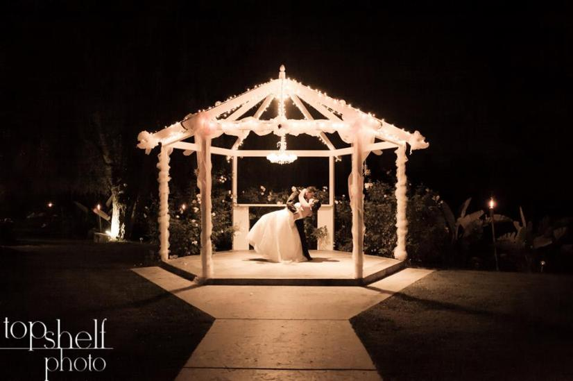 San Diego Outdoor Wedding